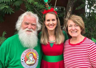 KOA Santa Elf Mrs Claus